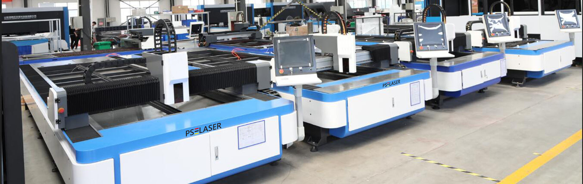 Open Type Fiber Laser Cutting Machine